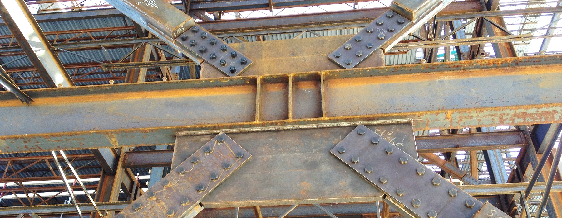 CONN Steel project by engineering firm in Montreal
