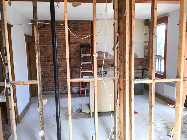 Rosemont Quebec Structural Engineer Load Bearing Wall Removal