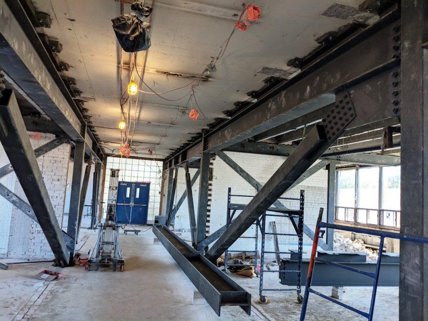 Yaldei Developmental Center undergoing renovation