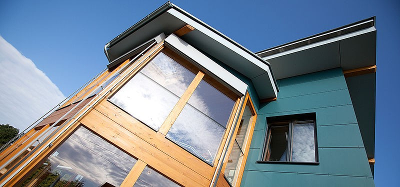 Structural aspects of the Passive House standard