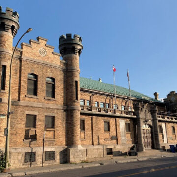 Fusiliers Mont-Royal Armoury
