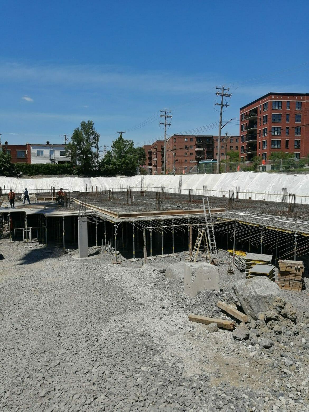 Vita Condominiums Construction Update